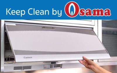 Keep Clean by Osama ให้เครื่องอบจานเป็นอีกหนึ่งตัวช่วยในครัวสิคะ